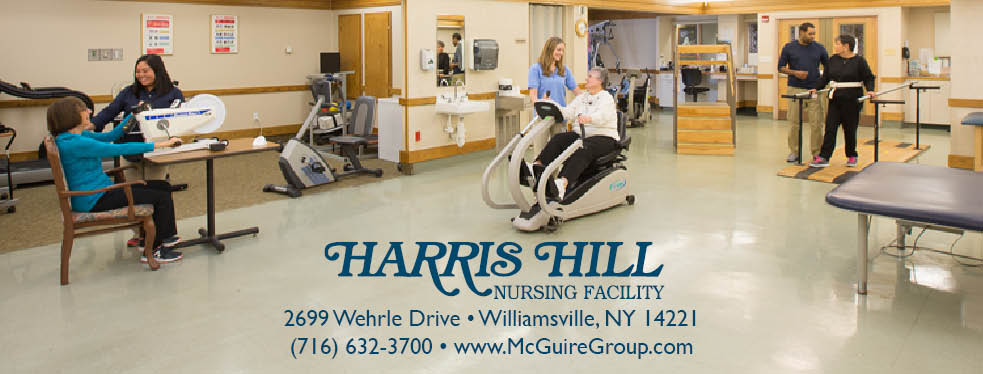 Harris Hill Nursing Facility reviews | Rehabilitation Center at 2699 Wehrle Dr - Williamsville NY