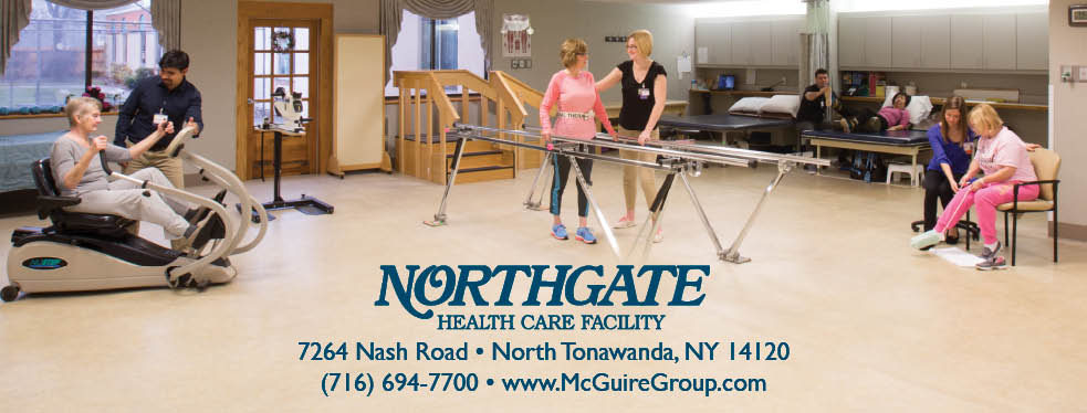Northgate Health Care Facility reviews | Rehabilitation Center at 7264 Nash Rd - North Tonawanda NY