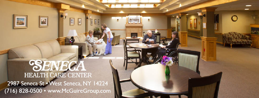 Seneca Health Care Center reviews | Rehabilitation Center at 2987 Seneca St - West Seneca NY
