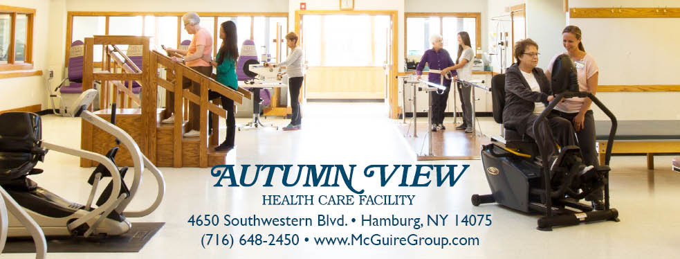 Autumn View Health Care Facility reviews | Rehabilitation Center at 4650 Southwestern Blvd. - Hamburg NY