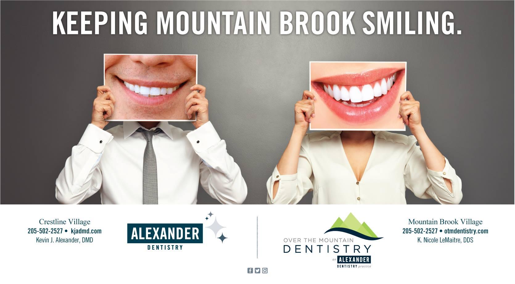 Alexander Dentistry reviews | Dentists at 48 Church St - Birmingham AL