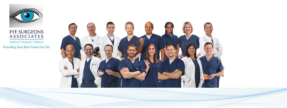 Eye Surgeons Associates: Peter D. Fries, MD reviews   Eyewear & Opticians at 4731 45th Street Court - Rock Island IL