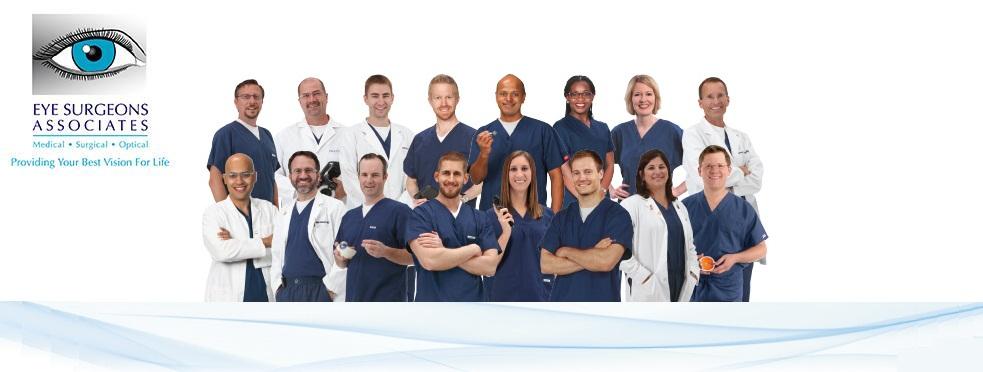 Eye Surgeons Associates: James G. Wymore, MD reviews | Eyewear & Opticians at 4731 45th Street Court - Rock Island IL