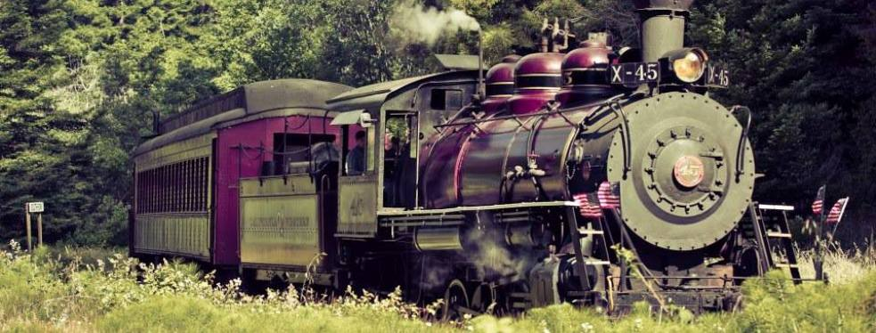 The Skunk Train reviews   Train Stations at 100 W Laurel St - Fort Bragg CA