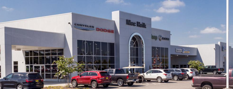Maik Haik Dodge >> Mac Haik Dodge Chrysler Jeep Ram Reviews Auto Parts