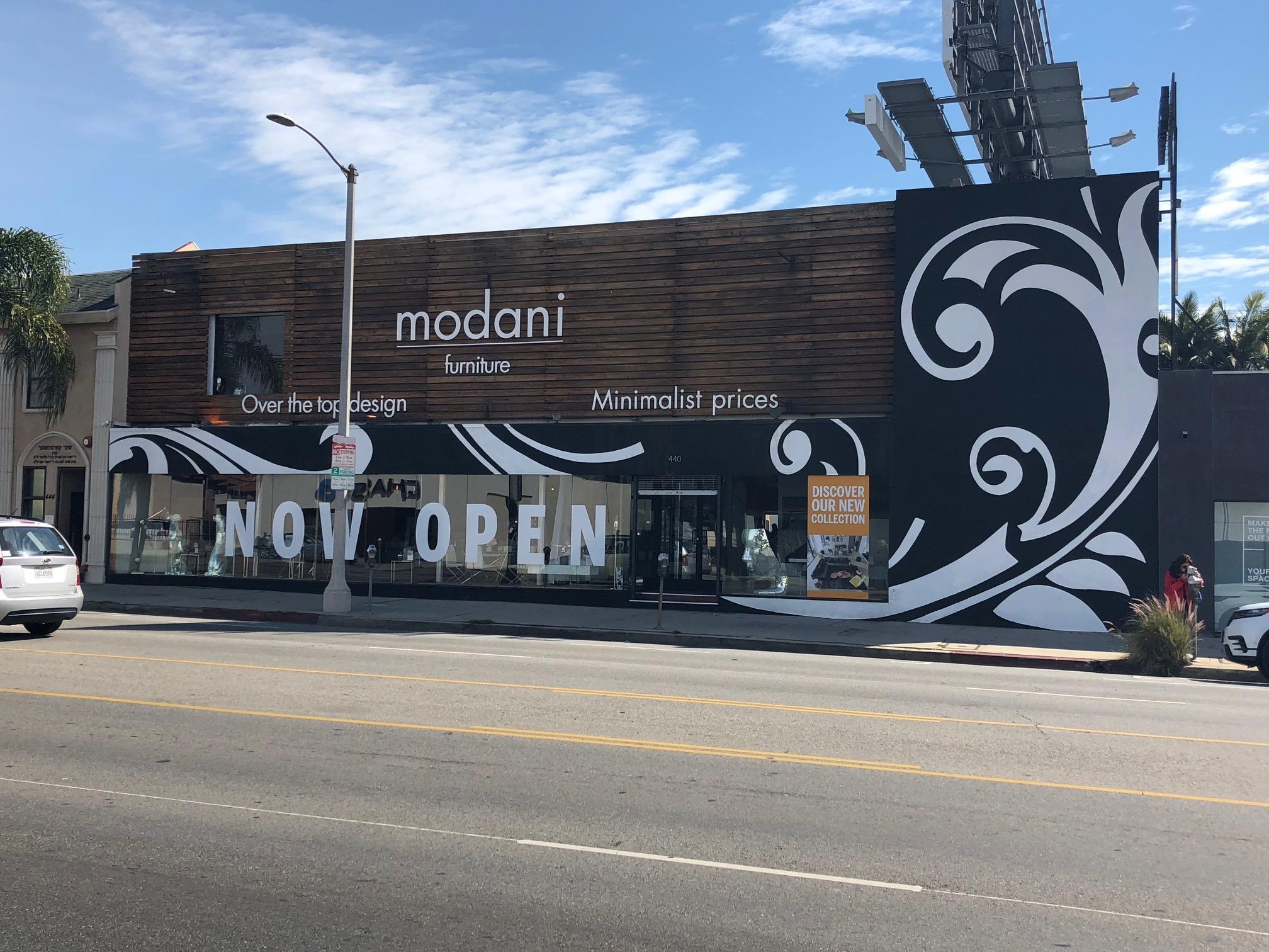 Captivating Modani Furniture Los Angeles