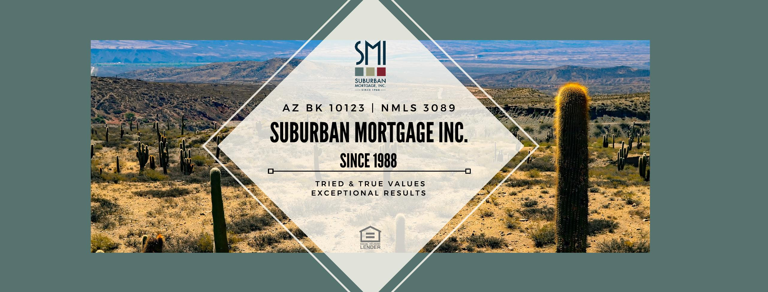 Suburban Mortgage Inc - AZ BK 10123, NMLS 3089 reviews | Financial Services at 7500 N Dreamy Draw Dr - Phoenix AZ