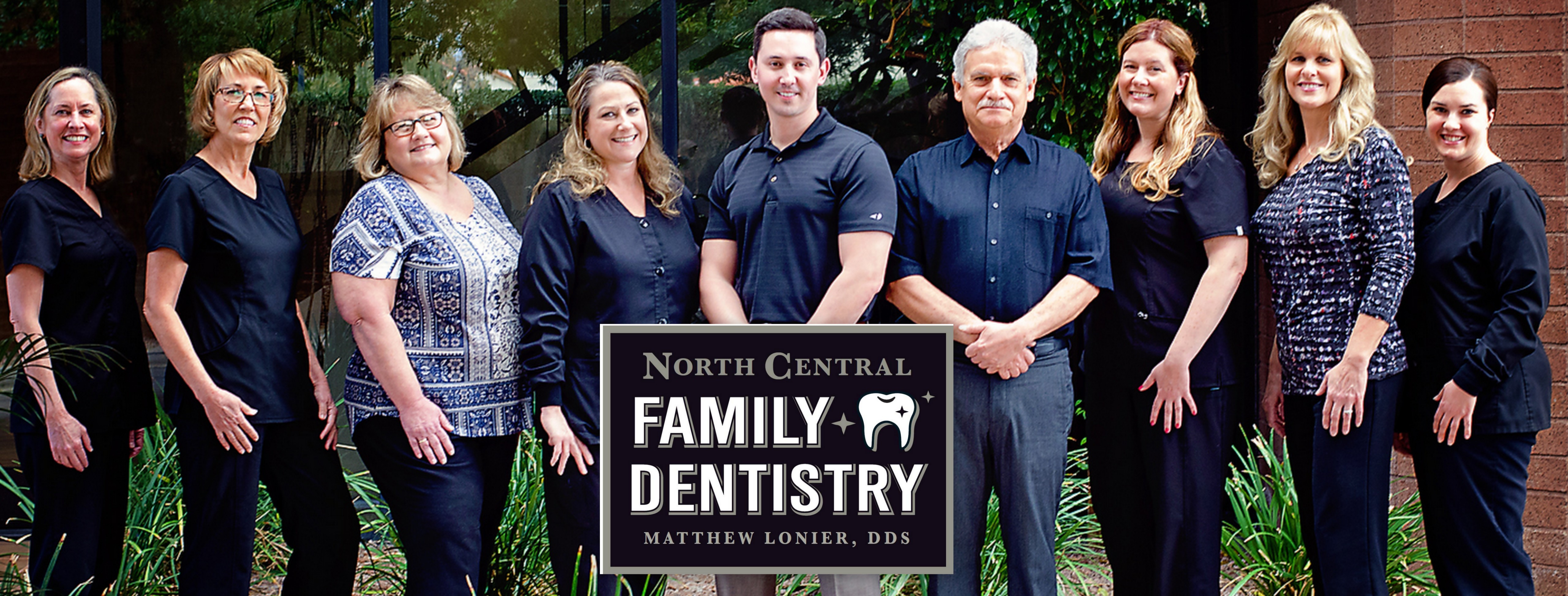 North Central Family Dentistry | General Dentistry at 5225 N Central Ave - Phoenix AZ