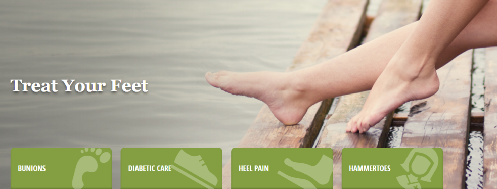 Emerald Coast Podiatry reviews | Dermatology at 341 Racetrack road - Fort Walton Beach FL