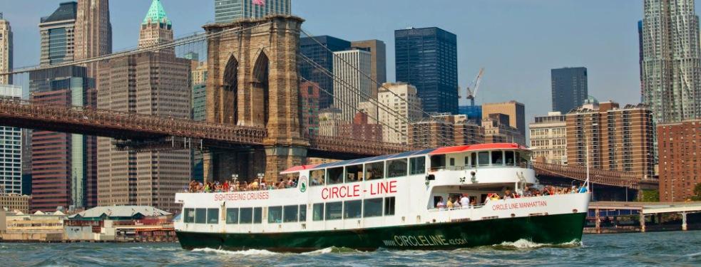 Circle Line Sightseeing Cruises reviews | Boat Tours at Pier 83 - New York NY