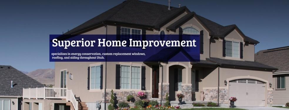 Superior Home Improvement, Inc. Reviews, Ratings | Home & Garden near 391 Ironwood Drive , Salt Lake City UT