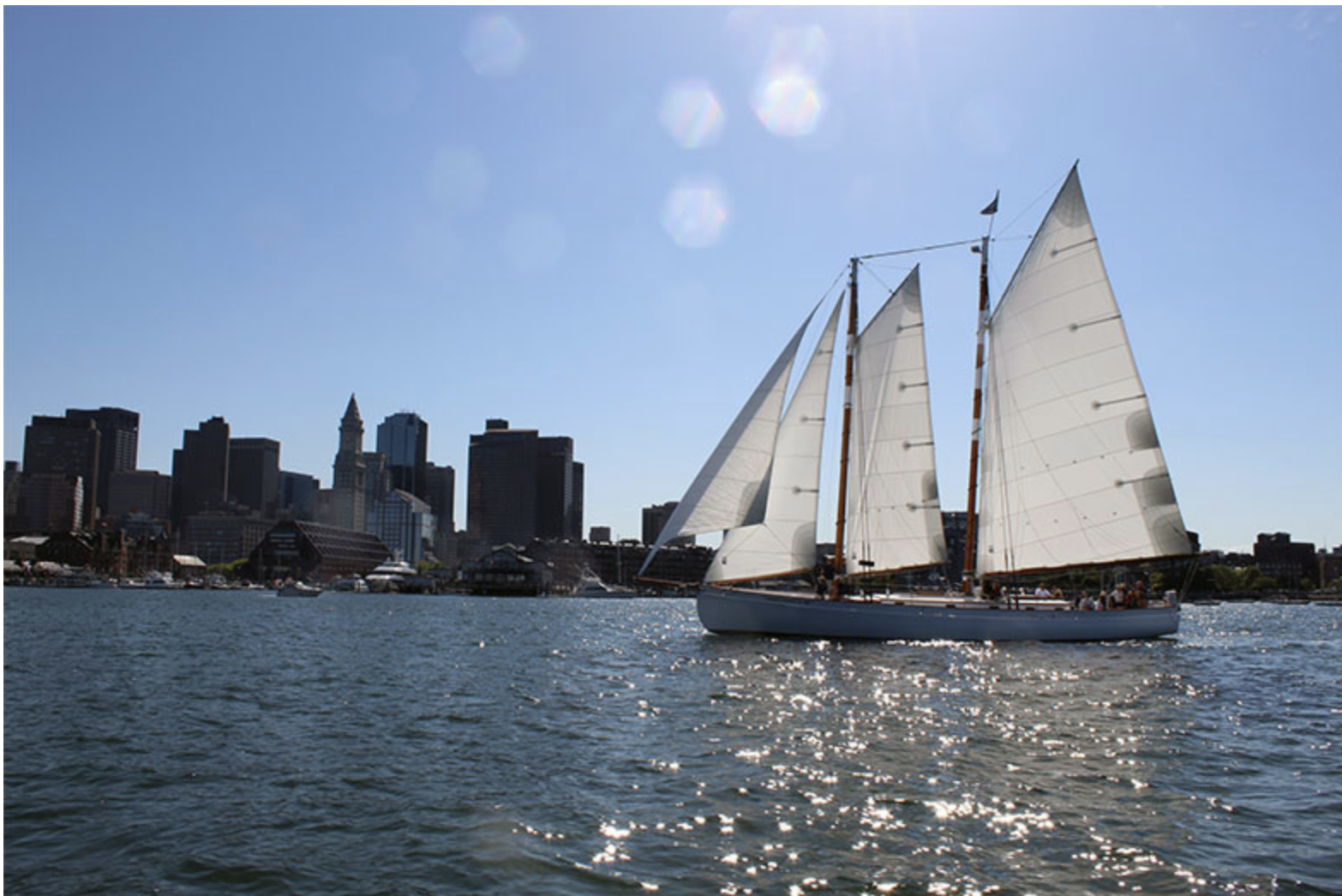 Classic Harbor Line Boston reviews   Boat Charters at 60 Rowes Wharf - Boston MA