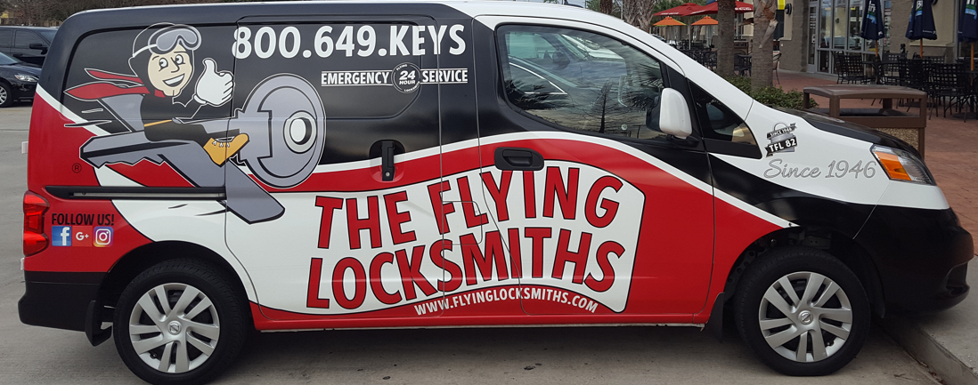 The Flying Locksmiths - Birmingham reviews   Keys & Locksmiths at 1 Office Park Circle - Birmingham AL