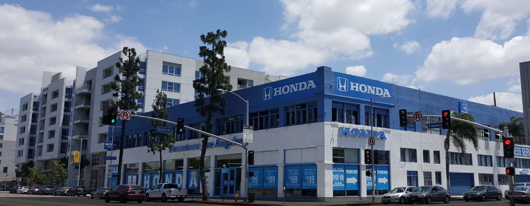 Great Honda Of Downtown Los Angeles