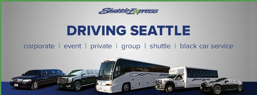 Shuttle Express / SEA Black Car reviews | Airport Shuttles at 15701 Nelson Pl S - Seattle WA
