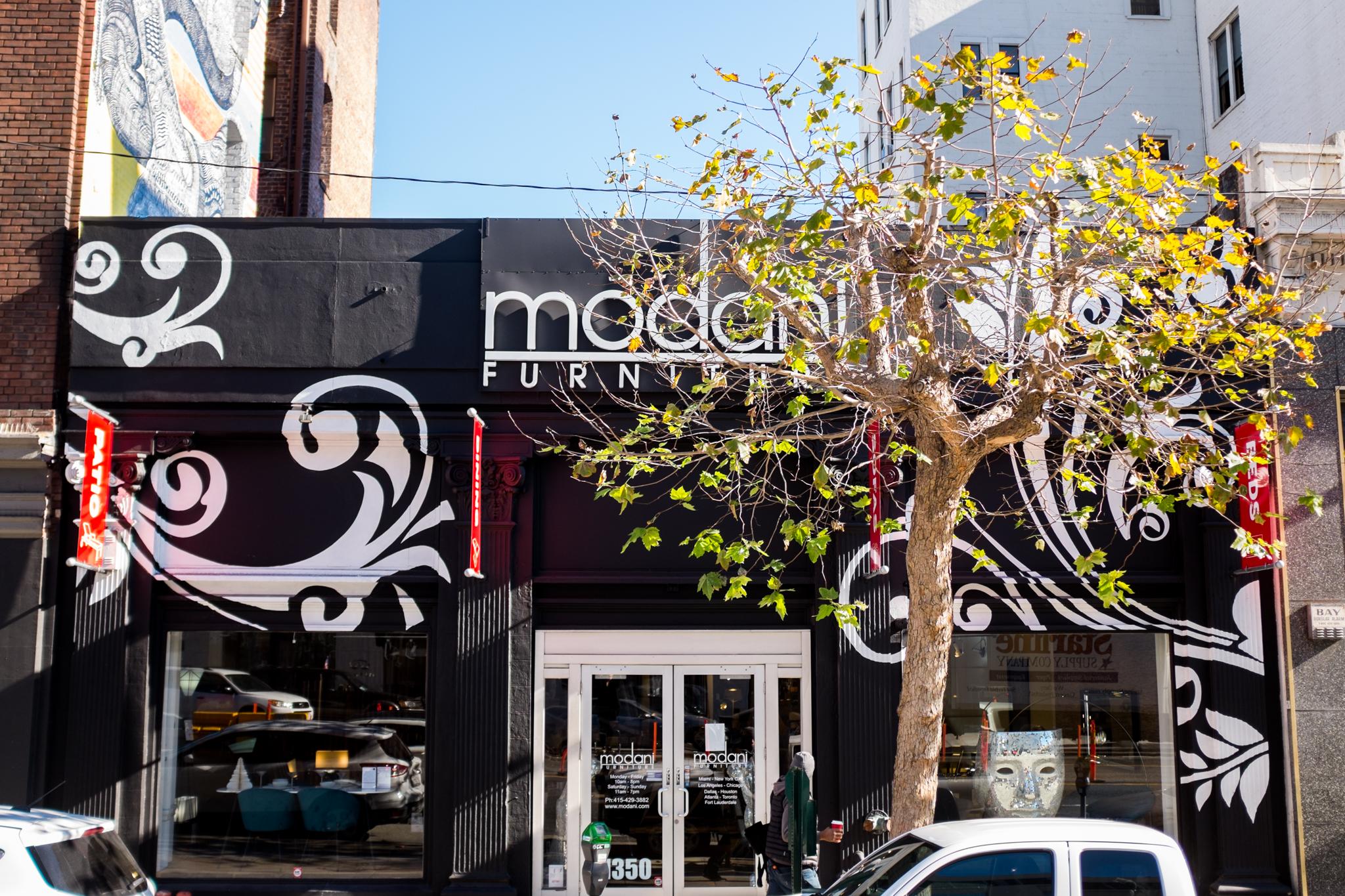 Beautiful Modani Furniture San Francisco