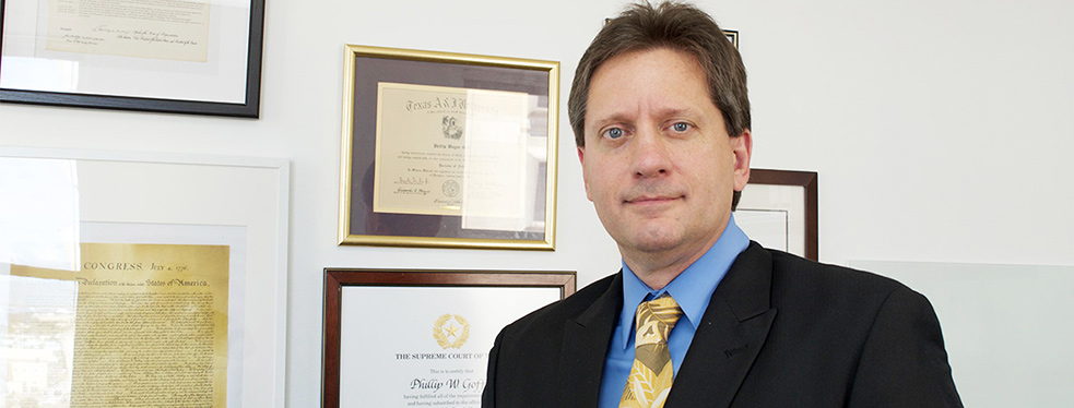 Law Office of Phillip W. Goff reviews | Legal at 545 N Upper Broadway Suite 906 - Corpus Christi TX