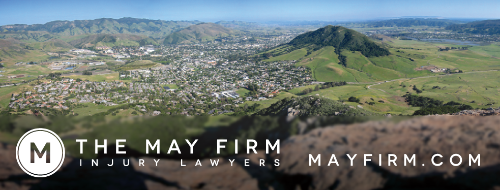 The May Firm reviews | Personal Injury Law at 297 Santa Rosa Street - San Luis Obispo CA