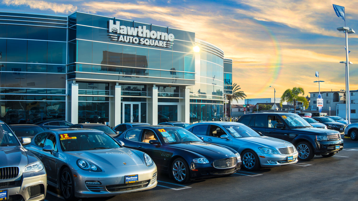 Hawthorne Auto Square reviews | Auto Loan Providers at 11646 Prairie Ave - Hawthorne CA