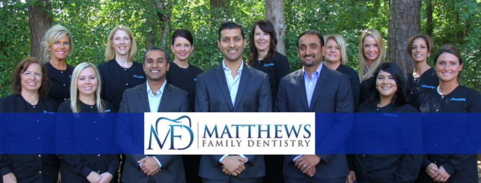 Matthews Family Dentistry reviews | Cosmetic Dentists at 1340 Matthews Township Pkwy - Matthews NC