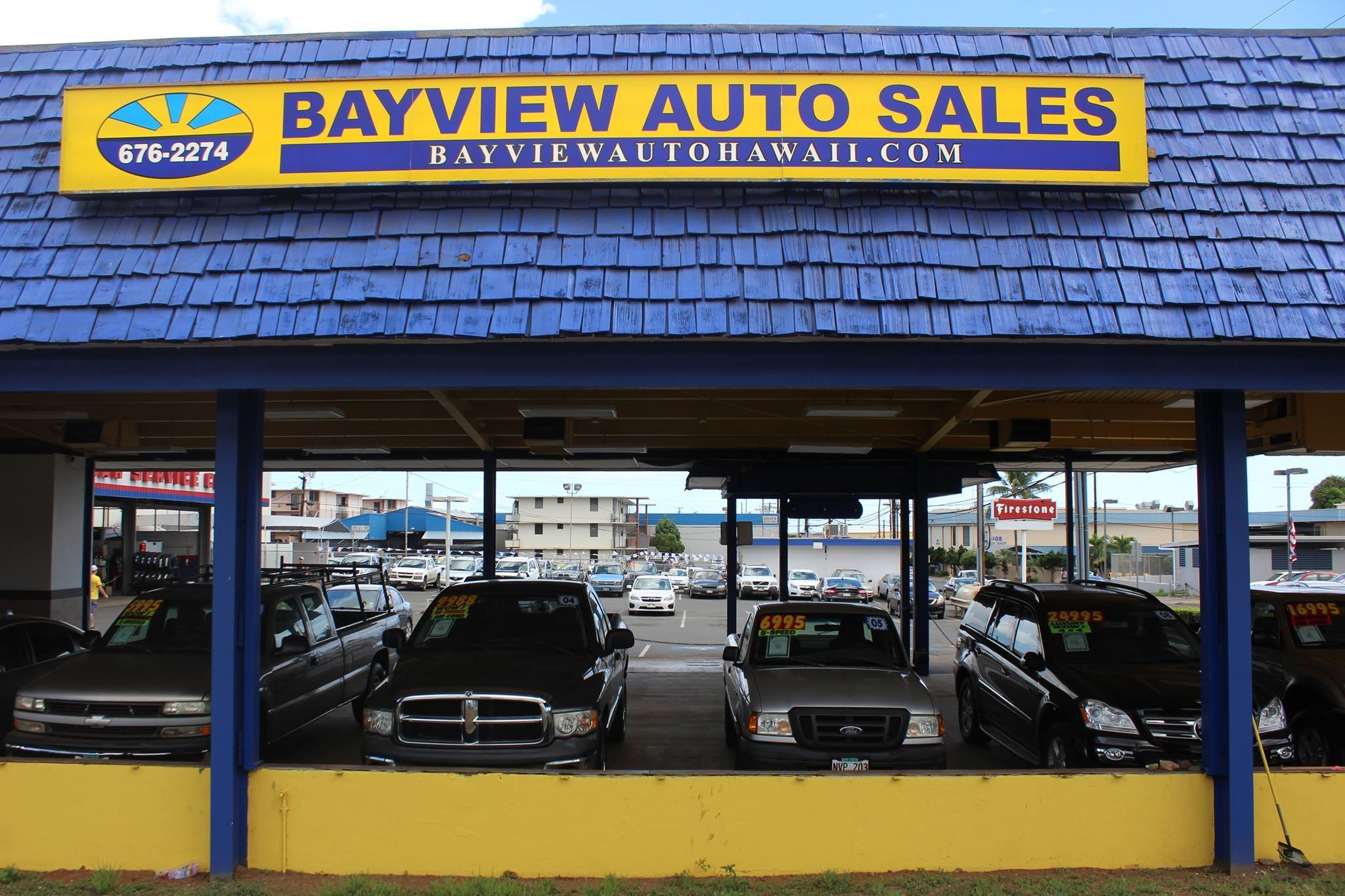 Bayview Auto Sales reviews   Car Dealers at 94-267 Farrington Hwy - Waipahu HI