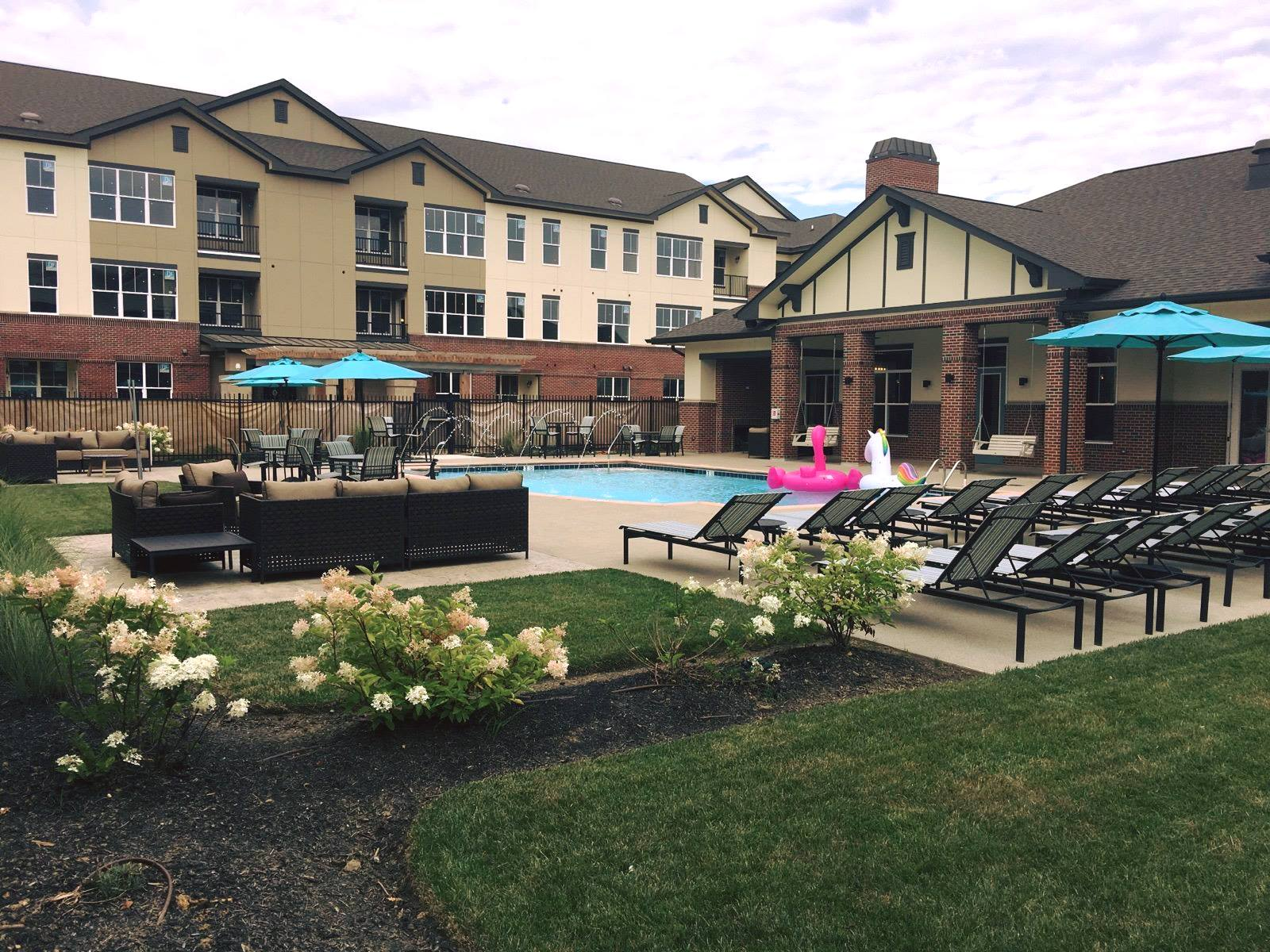 Austin Park Apartments reviews   Apartments at Miamisburg OH