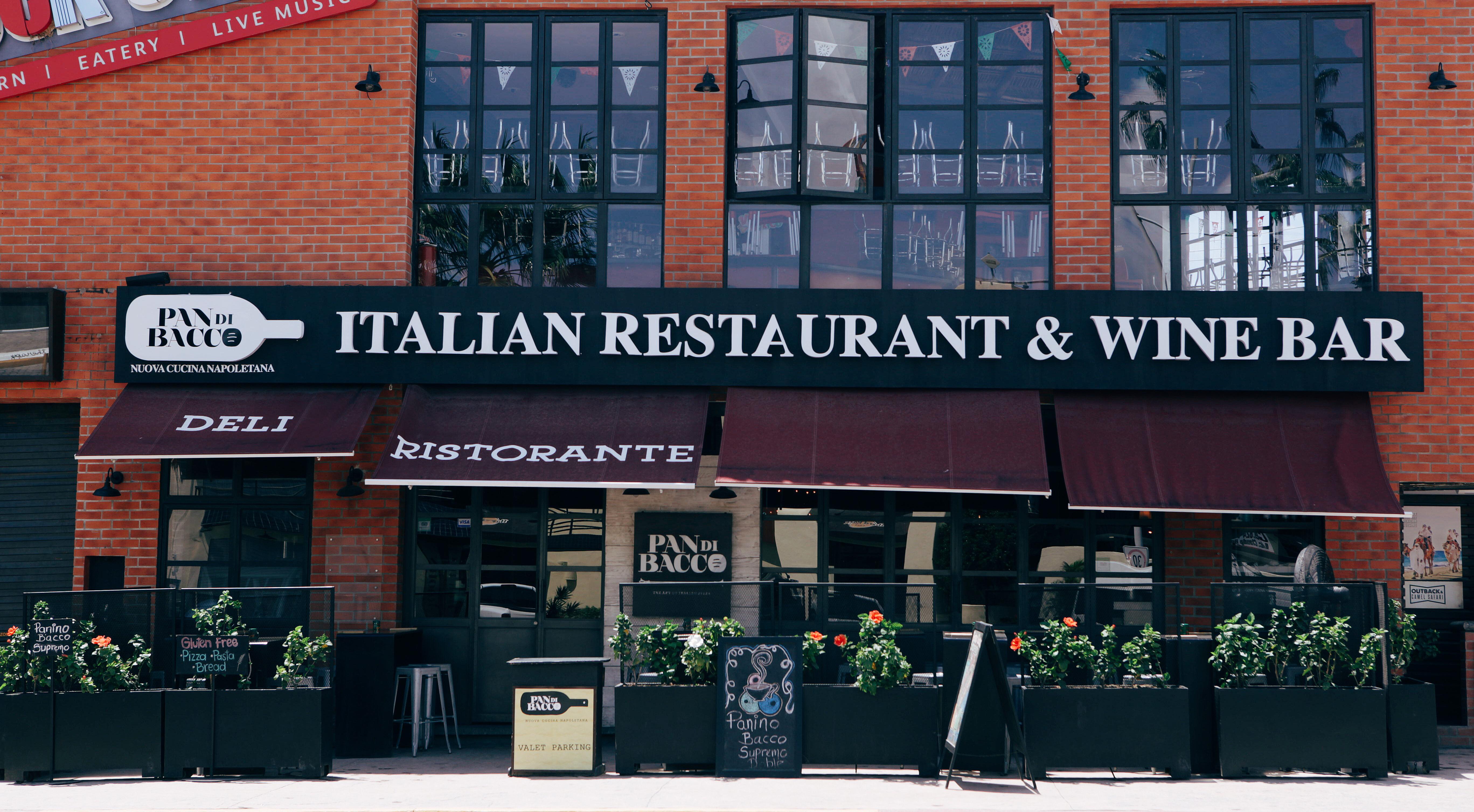 PAN DI BACCO reviews   Italian at Ignacio Zaragoza street, Bulevard Marina - Cabo San Lucas BS