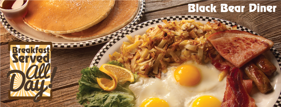 Black Bear Diner reviews | Breakfast & Brunch at 4927 Junipero Serra Blvd - Colma CA
