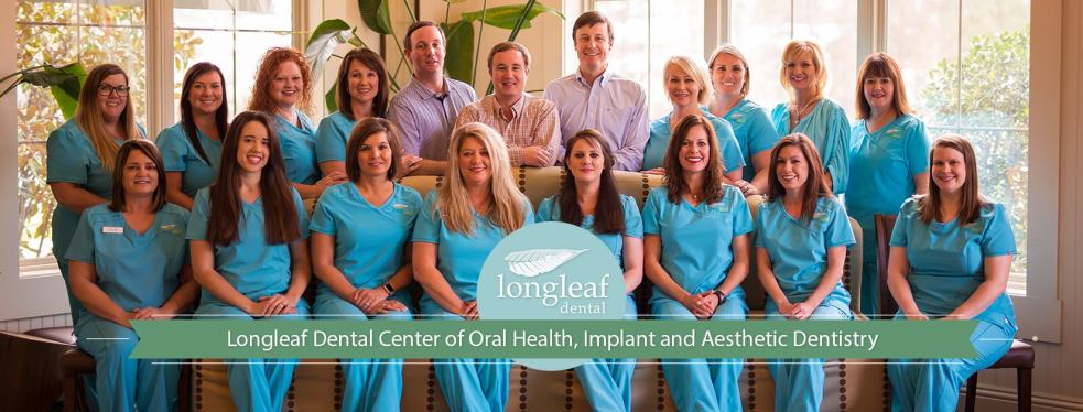 Longleaf Dental reviews | Dentists at 602 Pointe North Blvd - Albany GA