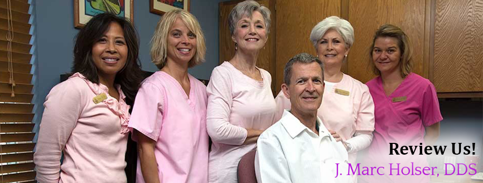 J. Marc Holser DDS | Dentists at 1153 W. 2nd St. - Xenia