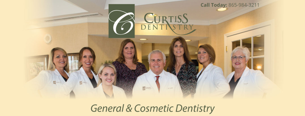 Curtiss Dentistry reviews | Cosmetic Dentists at 1507 E Lamar Alexander Pkwy - Maryville TN