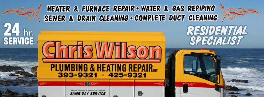 Chris Wilson Plumbing & Heating Repairs, Inc reviews | Heating & Air Conditioning/HVAC at 77682 County Club Drive Suite H - Palm Desert CA