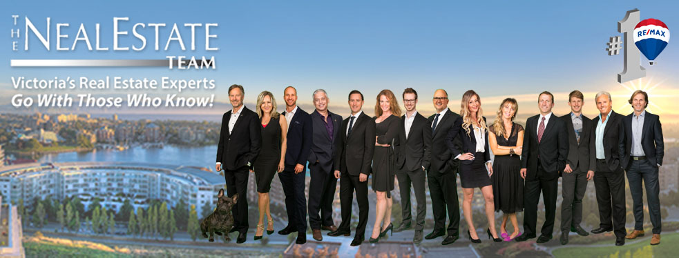 The Neal Estate Team reviews | Real Estate Agents at 770B Hillside Avenue - Victoria BC