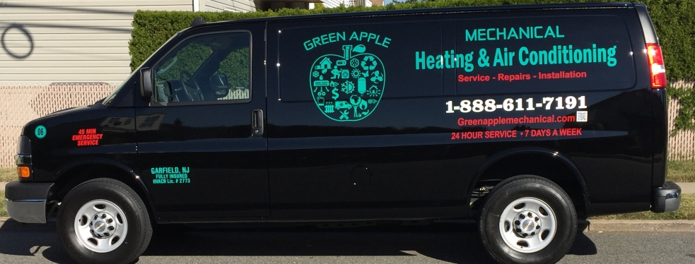 Green Apple Mechanical reviews | Contractors at 96 Belmont Ave - Garfield NJ