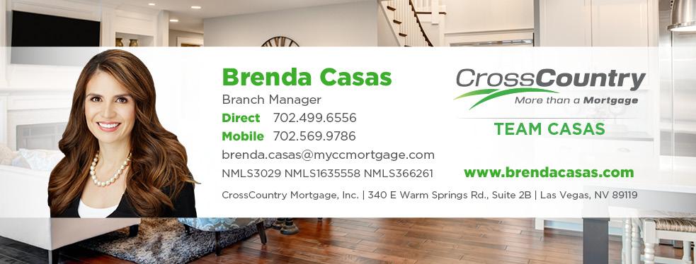 Brenda Casas, Mortgage Team reviews | Mortgage Brokers at 340 E. Warm Springs Road - Las Vegas NV