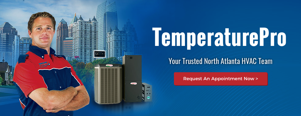 TemperaturePro North Atlanta reviews | Heating & Air Conditioning/HVAC at 11660 Alpharetta Hwy #400 - Roswell GA