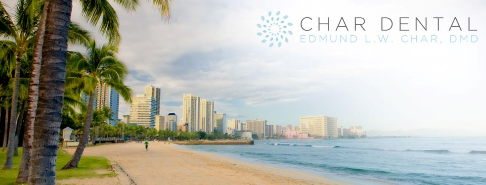 Edmund L.W. Char, DMD reviews   Dentists at 600 Kapiolani Blvd - Honolulu HI