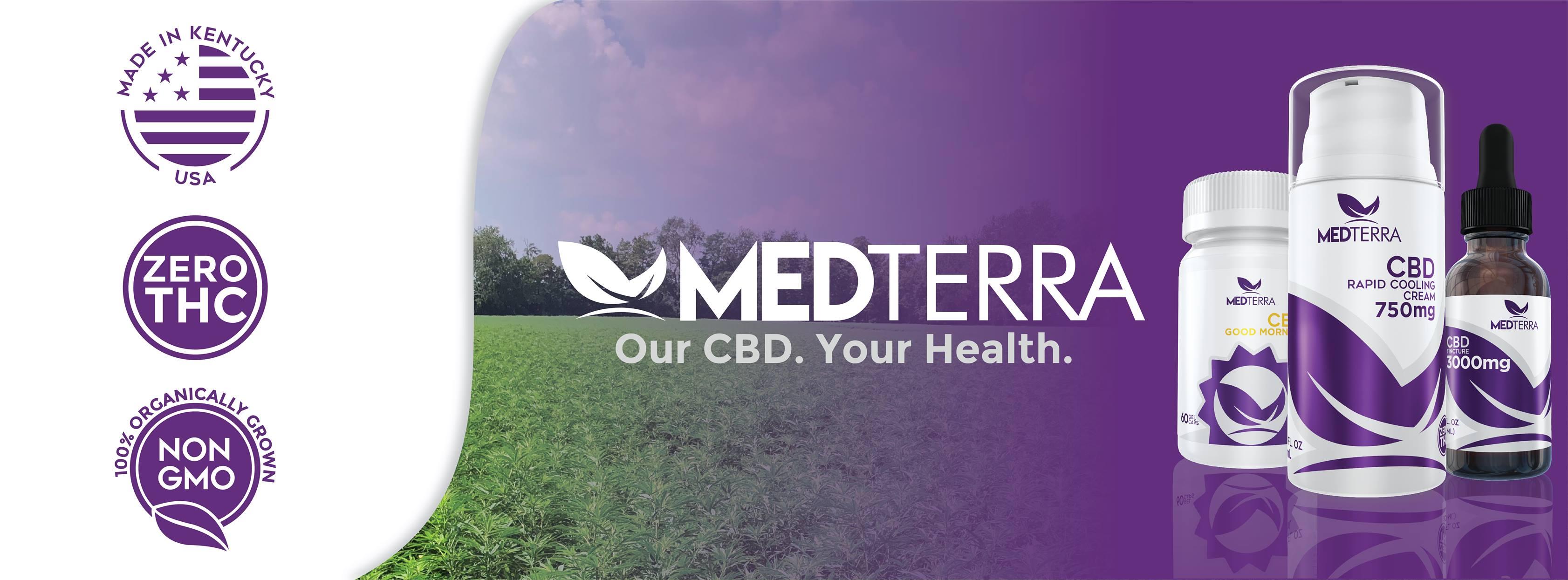 Medterra CBD reviews | Health & Medical at 9801 Research Dr - Irvine CA