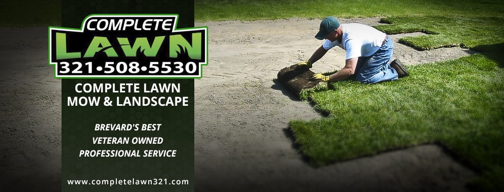 Complete Lawn MOW & LANDSCAPE | Merritt Island reviews | Landscape Architects at 210 Borman Dr - Merritt Island FL