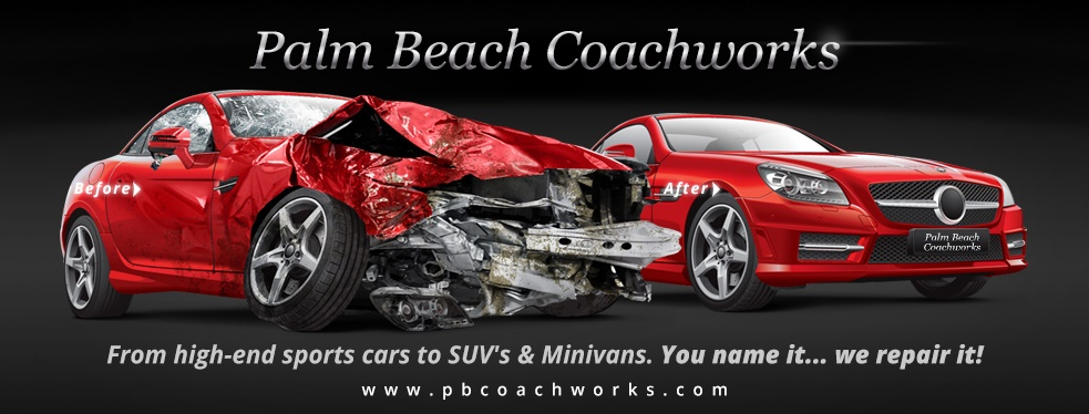 Palm Beach Coachworks reviews | Other at 1217 Old Okeechobee Rd - West Palm Beach FL