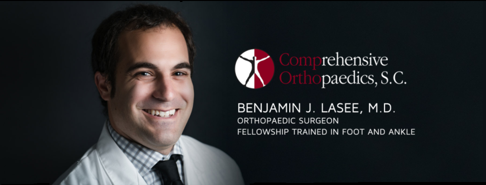 Dr. Benjamin Lasee, MD reviews | Orthopedists at 7401 104th Ave # 110 - Kenosha WI