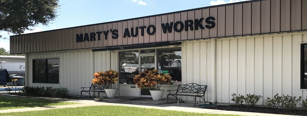 Marty's Auto Works reviews | Auto Repair at 154 Mingo Trail - Longwood FL