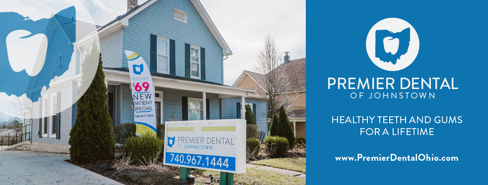 Premier Dental of Johnstown reviews | Cosmetic Dentists at 171 W Coshocton St - Johnstown OH