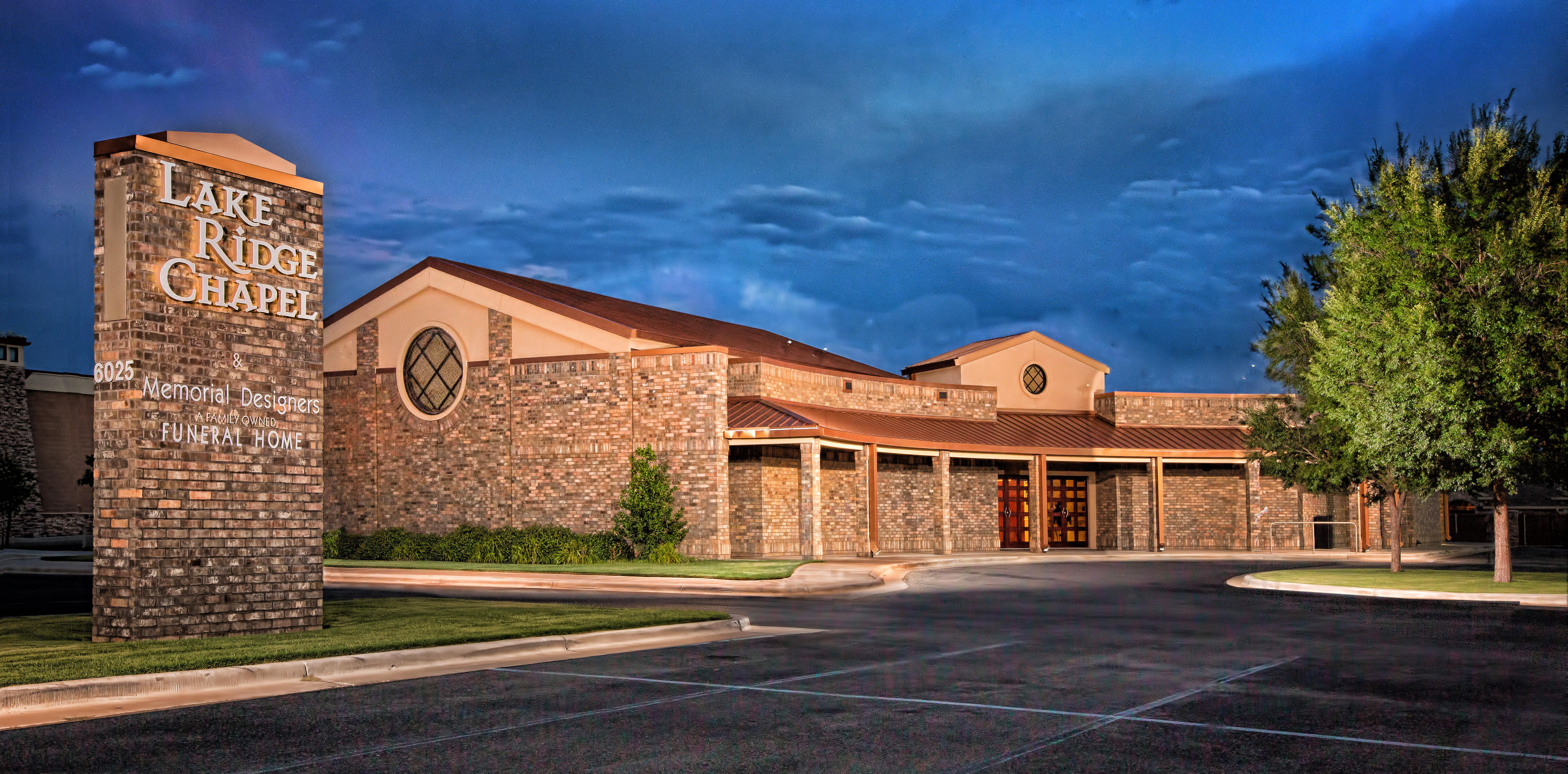 Lake Ridge Chapel & Memorial Designers reviews | Consumer Services at 6025 82nd St - Lubbock TX