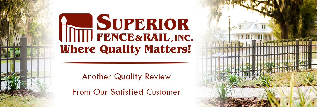 Superior Fence & Rail reviews | Fences & Gates at 5470 Highway Ave -  FL