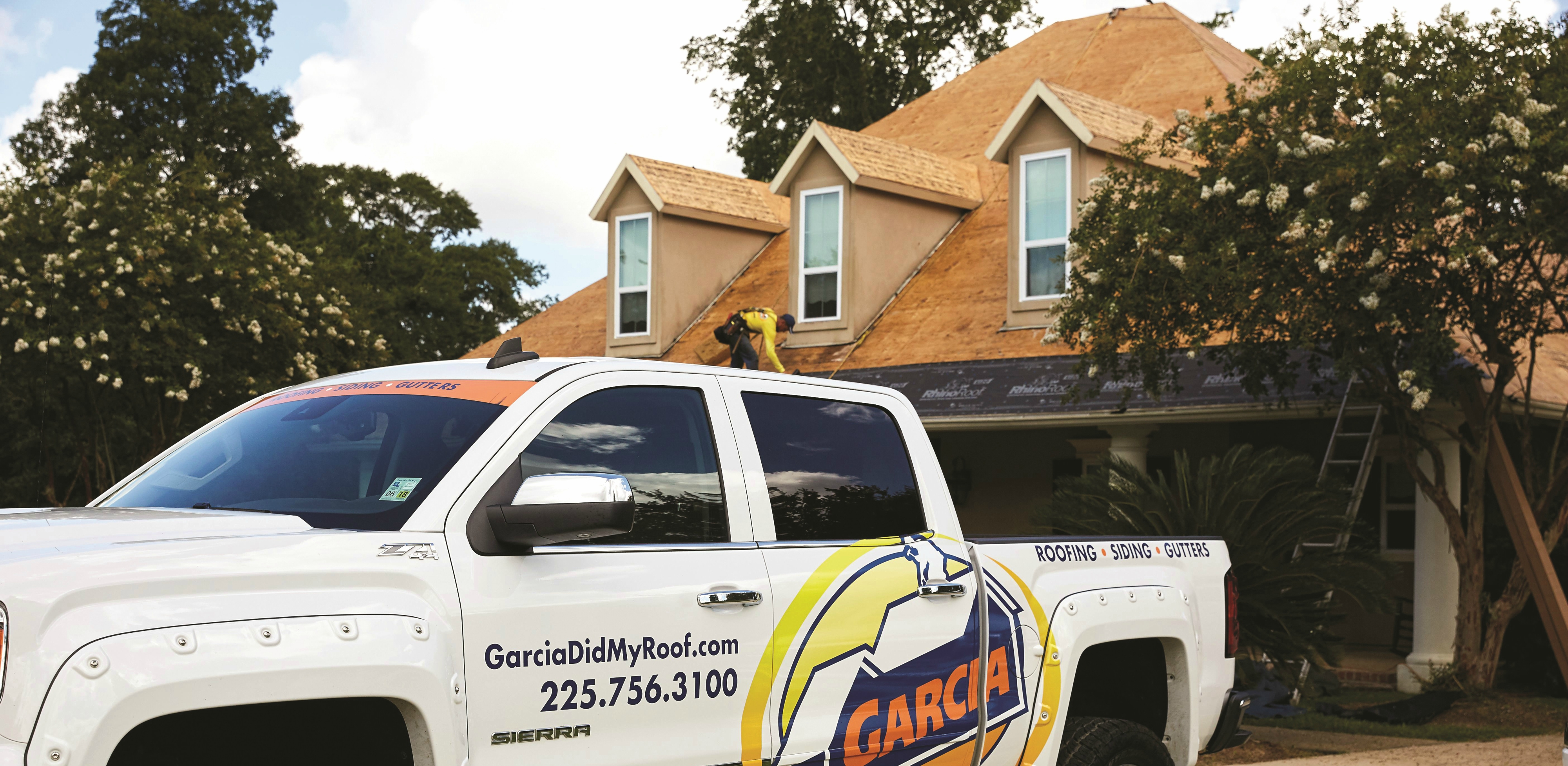 Garcia Roofing reviews | Gutter Services at 17333 Opportunity Ave - Baton Rouge LA