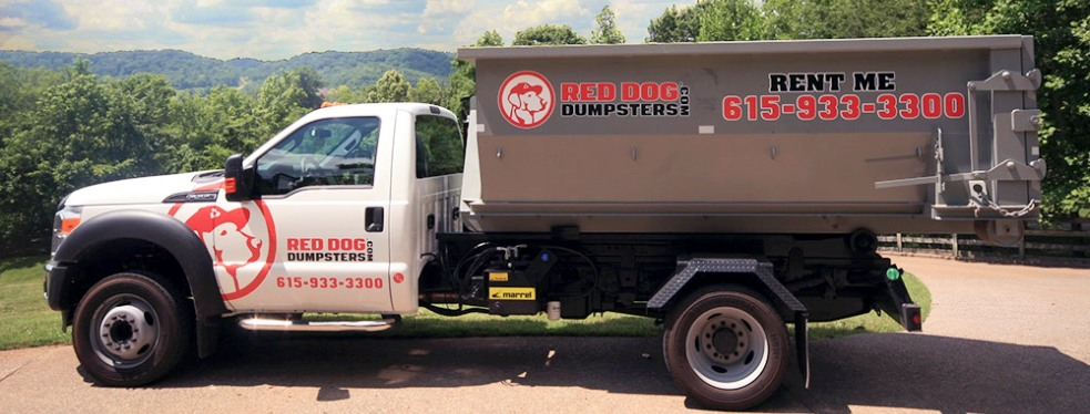 Red Dog Dumpsters reviews | Waste Management Solutions at 710 Berry Rd - Nashville TN