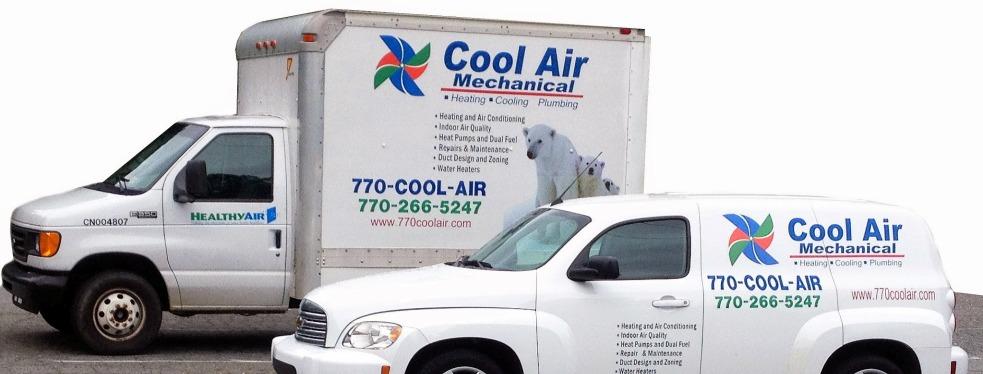 Cool Air Mechanical reviews | Heating & Air Conditioning/HVAC at 1950 Guffin Ln - Marietta GA