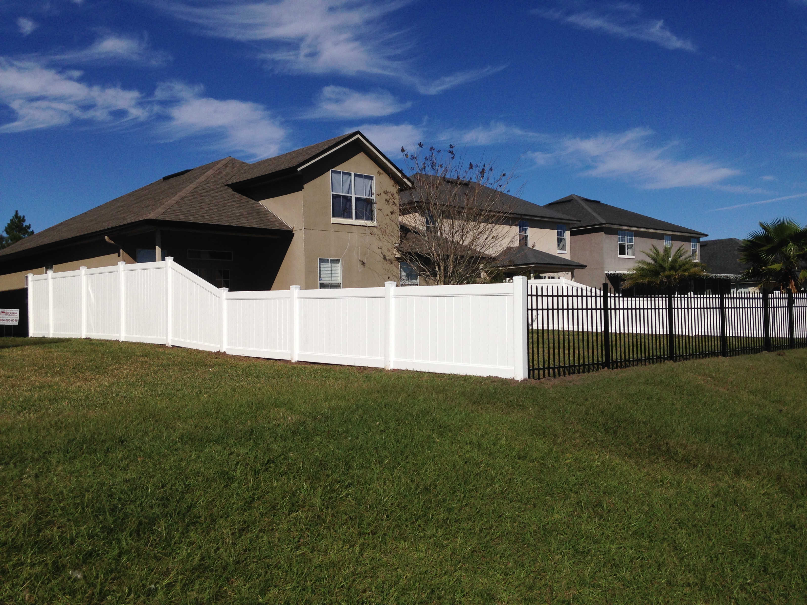 Orlando Fence Company Superior Fence Amp Rail 407 232 7009