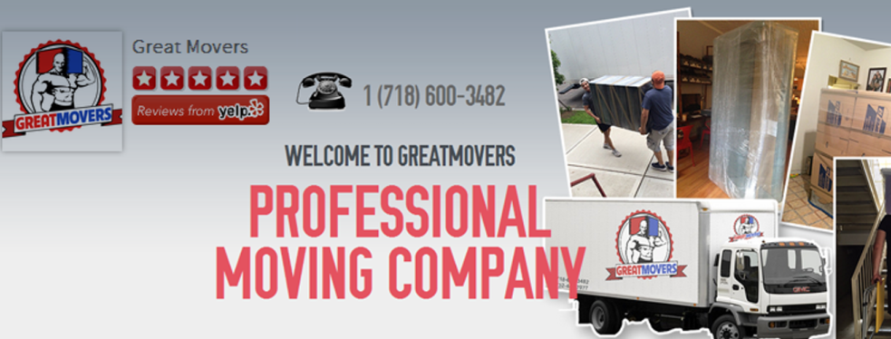 NYC Great Movers reviews | Movers at 153 West 27th Street - New York NY